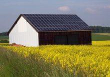 Landwirtschaftsbetrieb Gebäude