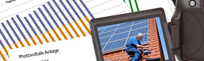 Photovoltaikanlage in Schwelm und Umgebung
